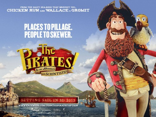 The Pirates! In An Adventure With Scientists! (1/2)